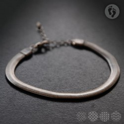 Anklet | Snaκe Stainless steel ΓΙΑ ΤΟ ΠΟΔΙ