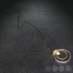 Gold & Silver Necklace ΚΟΛΙΕ