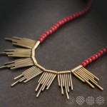 Return Necklace | Brass ΚΟΛΙΕ