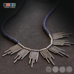 Return Necklace | Nickel Silver ΚΟΛΙΕ