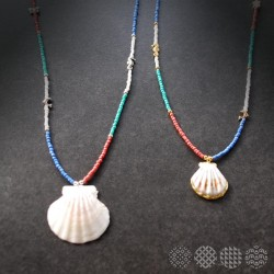 Summer Colorful Shell ΚΟΛΙΕ