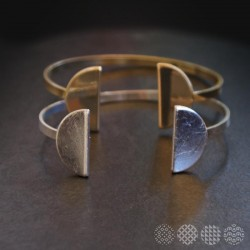 Half Shape cuff | Multi Color ΒΡΑΧΙΟΛΙΑ