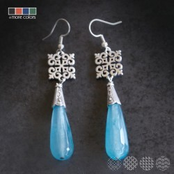Boho Drops | Silver Color ΣΚΟΥΛΑΡΙΚΙΑ