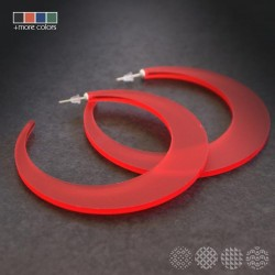 Plexi Hoops | Multi color ΣΚΟΥΛΑΡΙΚΙΑ