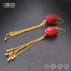 Bell Earrings | Gold color ΣΚΟΥΛΑΡΙΚΙΑ