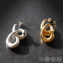 Bubble hook Earrings | Multi color ΣΚΟΥΛΑΡΙΚΙΑ