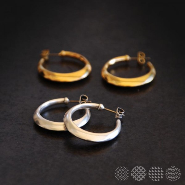 Bomb Hoops Small   Multi color ΣΚΟΥΛΑΡΙΚΙΑ