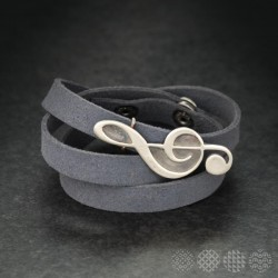 Sol Key Bracelet | Nickel Silver ΒΡΑΧΙΟΛΙΑ