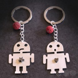 Me & You| Keychain ΜΠΡΕΛΟΚ