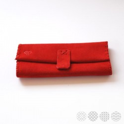 Red Leather | Tobacco
