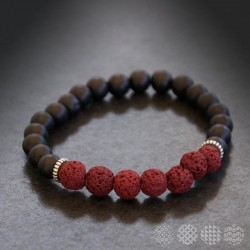 Red Lava & Beads | Men's MEN'S STYLE