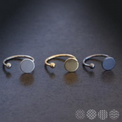 Ball & Plate RIng